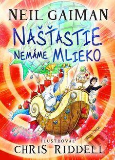 Viete, čo všetko sa môže prihodiť, keď vaša mamka odíde na služobnú cestu a v rukách to má otec? Nevšedný a úsmevný príbeh z pera obľúbeného spisovateľa Neila Gaimana. Malým hrdinom knižky mama pred odchodom zanechá naozaj dlhý zoznam povinností... (Kniha dostupná na Martinus.sk so zľavou, bežná cena 7,99 €)