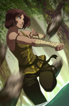 Korra screenshots, images and pictures - Comic Vine