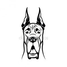 Dog Head Great Dane Download From Over 64 Million High