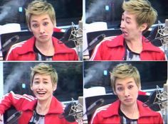 The many faces of Lee Hyukjae