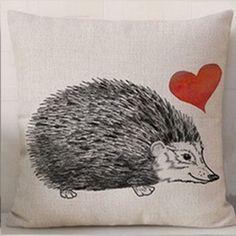 Animal Series Cushion Combination Throw Pillows 43*43 CM