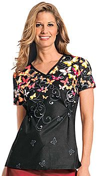 Grow your casual wardrobe with style with this juniors' twist front flutter tee from Candie's. Curvy Plus Size, Moda Plus Size, Plus Size Fashionista, Velvet Mini Skirt, V Neck Tops, Ideias Fashion, Floral Tops, Short Sleeve Dresses, Short Sleeves