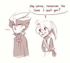 tags: pokemon, pokespe, yellow, lance, grantedshipping, that tag tho, why