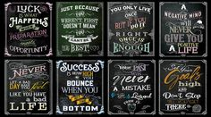 #chalkboards #posters Portfolio Examples, Insta Art, Photoshop, Positivity, Graphic Design, Shit Happens, Chalkboards, Creative, Posters