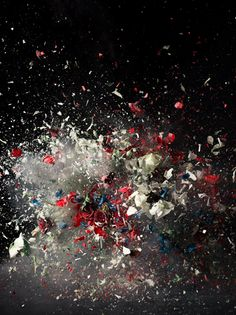 Ori Gersht, History Repeating, 2012
