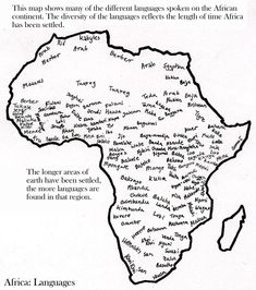 how to learn african language