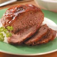 Melt-in-Your-Mouth Meat Loaf Recipe from Taste of Home