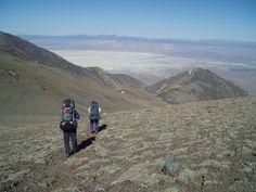 Toiyabe Crest Trail Central Nevada