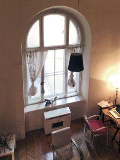 Menő budapesti lakások: sötét belvárosiból napfényes otthon - Egy nap a városban