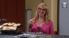 #bigbangtheory #Bernadette #muffin there's muffin you can do about it! The Big Bang Theory, season 8, episode 9