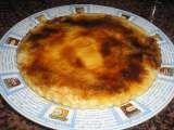 Receta Tarta de manzana al microondas, ¡¡ más manzana !!