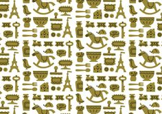 Pattern 01 by Shunsuke Satake, via Behance