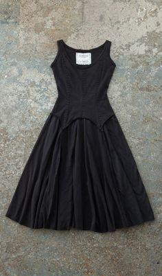 Garter Dress - Alabama Chanin