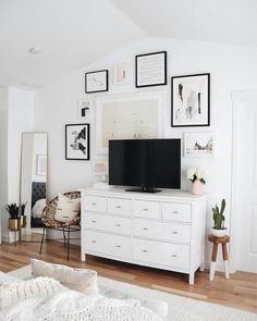 How To Decor A Tiny Room Fernseher Im Schlafzimmer Zimmer