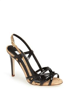 Diane von Furstenberg 'Upton' Sandal (Online Only) available at #Nordstrom