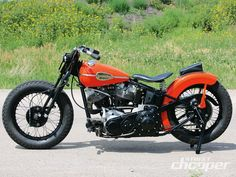1978 Harley Davidson Wr Replica Left View