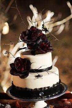 Halloween wedding inspiration: 15 gorgeous - and spooky - wedding ideas