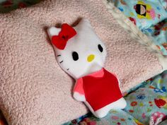 Hello Kitty Rice-Filled Hot/Cold Pack