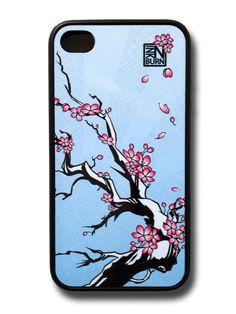 Cherry Blossom iPhone 4 Case