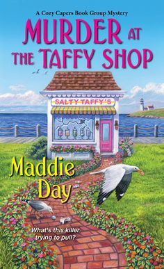 """Cape Cod bicycle shop owner Mackenzie """"Mac"""" Almeida and her mystery book club find a certain accusation of murder quite the stretch... Best Mysteries, Cozy Mysteries, Murder Mysteries, Mystery Novels, Mystery Series, Mystery Thriller, Sisters In Crime, Kensington Books, African Grey Parrot"""