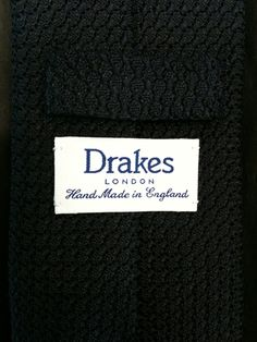 Drakes London. How did I not know about this!!
