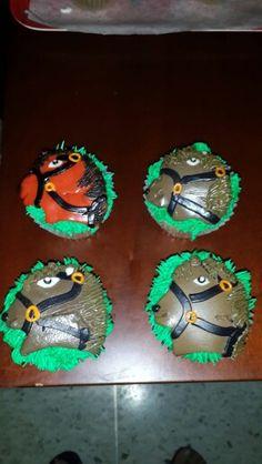 Cupcakes worse