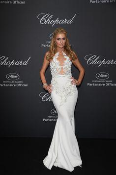 Paris Hilton au Festival de Cannes 2016
