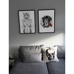 www.peopleoftomorrow.no #poster #pillow #fashion #interior #kristiansand #norway #design