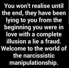 manipulative liar behavior
