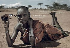Priority check.  What a great campaign for People in Need by Saatchi & Saatchi.
