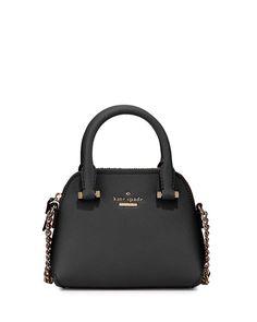 Kate Spade Cedar Street MiniMaise Crossbody Bag, $198; neimanmarcus.com    - ELLE.com