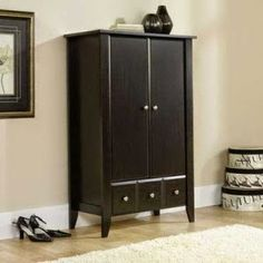 Jati Furniture Minimalis: ALMARI JATI 2 PINTU MINIMALIS