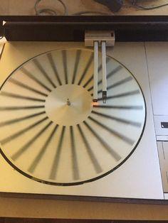 VTG Bang & Olufsen Beogram 4004 turntable w/ MMC 4000 Cartridge Works Has Needle   Consumer Electronics, Vintage Electronics, Vintage Audio & Video   eBay!