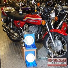 1972 Kawasaki 350 S2 for sale | Motorcycles Unlimited
