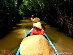 Mekong Explorer-  An unforgettable exploration of the great Mekong Delta by bike http://www.activetravelvietnam.com/tour.php?op=detail=19
