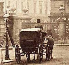 Victorian Hackney cab