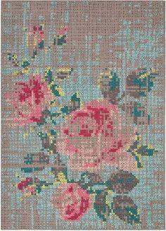 Prachtig karpet van Charlotte Lancelot