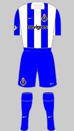 fc porto 2004 uefa champions league final kit