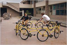 Al corro de la bicicleta!
