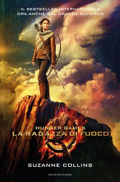 2nd book of the Hunger Games' Saga by Suzanne Collins. I enjoyed the reading.