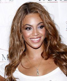 Beyonce Knowles Hairstyle  last