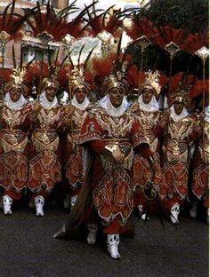 Entrada. Fiestas de Moros y Cristianos. 5 de septiembre.