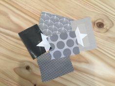 Oil cloth samples
