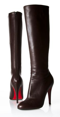 LOVE it, This is my dream Christian Louboutin Boots-fashion #Christian #Louboutin #Shoes!!- luxury Christian Louboutin