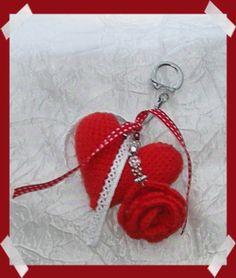 Le patron du porte-clés Saint-Valentin
