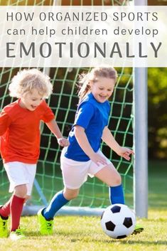 How organized sports can help children develop emotionally - Education and lifestyle Games For Kids, Activities For Kids, Psychology Facts, Health Psychology, Parenting Advice, Mom Advice, Kids Sports, Physical Activities, Child Development