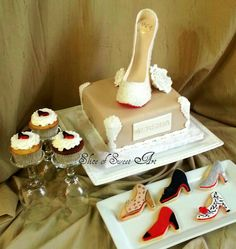 Louboutin Inspired Birthday