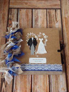 Large Wedding Photo Album/Scrapbook/Guestbook (Groom In Kilt) Photo Album Scrapbooking, Scrapbook Albums, Wedding Photo Albums, Wedding Photos, Wedding Album, Bride Groom Photos, Royal Blue Color, Guestbook, Wedding Guest Book