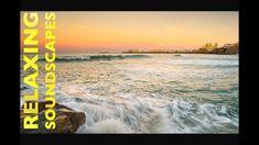 Relaxing Soundscape 1 Hour: The Day After Storm Emma Cádiz Spain Santa Maria Beach, Cadiz Spain, How To Fall Asleep, Fountain, Meditation, Relax, Waves, Day, San Juan