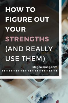 I have two questions for you. Do you know your strengths? And are you using them to your advantage? We all have different strengths, whether we believe we have them or not. The trick is to start giving them some much need attention. We give so much focusto our weaknesses, while we take advantage of …